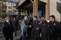 TRAFIK KAZASı - Kayseri İtfaiyesi 6 Ayda Bin 754 Olaya Müdahale Etti