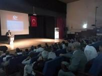 Kütahya'da '15 Temmuz Ve Din Güvenliği' Konulu Konferans