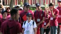 GELIBOLU YARıMADASı - Mehmetçik Vakfından Çanakkale'ye Kültür Gezisi