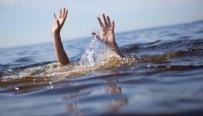 BOĞULMA VAKASI - Mersin'de denize giren baba ile kızı boğuldu!