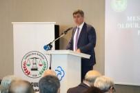 TÜRKIYE BAROLAR BIRLIĞI - Meslekte 40 Yılı Dolduran Avukatlara Plaket