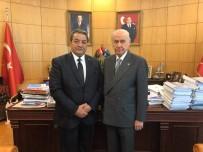 GAZI MUSTAFA KEMAL - Milletvekili Fendoğlu'dan 15 Temmuz Mesajı