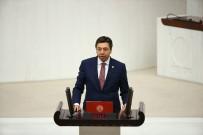 GAZILER - Milletvekili Kendirli Açıklaması '15 Temmuz Kahramanların Gecesidir'