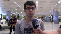 MEHMET ALİ YILDIRIM - Olimpiyatlarda Madalya Alan 'Dahiler' Yurda Döndü
