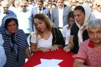 BELEDİYE BAŞKAN YARDIMCISI - Ölümüyle Bodrum'u Üzen Trafik Polisi Son Yolculuğuna Uğurlandı