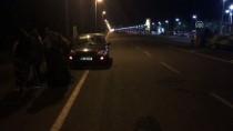 YAVRU KÖPEK - Otomobilin Çarptığı Köpek Yavrusu Tedavi Altına Alındı