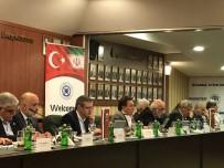 Rektör Sabuncuoğlu Türkiye-İran Üniversiteleri İşbirliği Toplantısına Katıldı