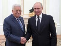 ÇALIŞMA VE SOSYAL GÜVENLİK BAKANI - Rusya Devlet Başkanı Putin, Filistin Devlet Başkanı Abbas İle Görüştü