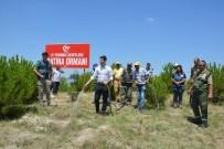 METIN DEMIREL - Selendi'de '15 Temmuz Şehitleri Hatıra Ormanı' Oluşturuldu