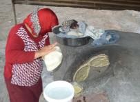 Sınırda Huzurun Yakalanması Kadınları Tandır Ekmeği Yapmaya Yönlendirdi
