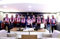 VOLEYBOL TAKIMI - Sungurlu Belediyespor 8 Voleybolcu Transfer Etti