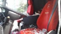 Tır Şoförü Kullandığı Aracın Arka Koltuğunda Ölü Bulundu