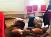 SAĞLIKÇI - Türk Kızılay'ından İlk Yardım Eğitimi