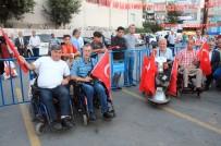 SİBEL ERASLAN - Ümraniye'de 15 Temmuz Unutulmadı