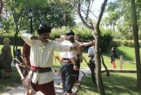 ÜMRANİYE BELEDİYESİ - Ümraniye'de Okçuluk Kursiyerleri Törenle 'Usta Okçu' Oldu