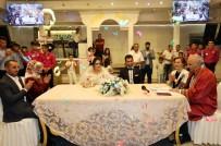 BEYAZ SARAY - Vali Zorluoğlu Genç Çiftin Nikahını Kıydı