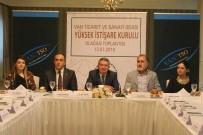 TAKVA - Van TSO Yüksek İstişare Kurulu İlk Toplantısını Gerçekleştirdi