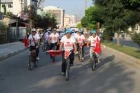 İPEKYOLU - Van YYÜ'den 15 Temmuz İçin Bisiklet Turu Etkinliği