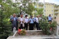 15 Temmuz'da İlçe Protokolünden Şehitlere Ziyaret