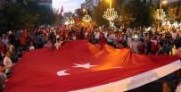 SİİRT VALİSİ - 15 Temmuz Demokrasi Yürüyüşüne Siirt'ten Binlerce Kişi Katıldı
