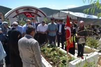 15 Temmuz Şehidi Akif Altay Kabri Başında Anıldı