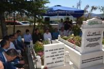 VALİ YARDIMCISI - 15 Temmuz Şehidi Hukuk Fakültesi Öğrencisi Ağaroğlu, Mezarı Başında Anıldı