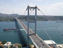 15 TEMMUZ DARBE GİRİŞİMİ - 15 Temmuz Şehitler Köprüsü trafiğe kapatıldı