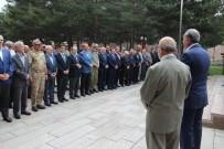 SELAMI ALTıNOK - 15 Temmuz Şehitleri Kars Kapı Şehitliği'nde Anıldı