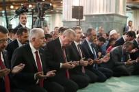 DİYANET İŞLERİ BAŞKANI - 15 Temmuz Şehitleri Millet Camii'nde Dualarla Anıldı