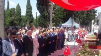 İSTANBUL EMNIYET MÜDÜRÜ - 15 Temmuz Şehitliği'nde Anma Töreni Düzenlendi