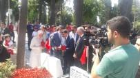 İSTANBUL EMNIYET MÜDÜRÜ - 15 Temmuz Şehitliği'nde Anma Töreni