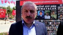 MUSTAFA ŞENTOP - '15 Temmuz, Uluslararası Sistemin Türkiye'ye Müdahalesidir'