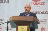 15 Temmuz'un 2. Yılında Meclis Başkanvekili Mustafa Şentop Yaşadıklarını Anlattı