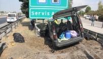 Adana'da Feci Kaza Açıklaması 3 Ölü, 6 Yaralı