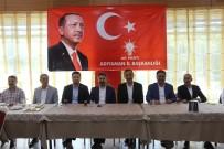 KURTULUŞ SAVAŞı - AK Parti Milletvekilleri Basın İle Bir Araya Geldi