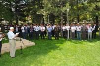 ŞEHİT YAKINLARI - Akşehir'de 15 Temmuz Şehitleri Anma, Demokrasi Ve Milli Birlik Günü Etkinlikleri