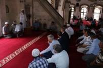 MUSTAFA KEMAL ÜNIVERSITESI - Anadolu'nun İlk Camisinde 15 Temmuz Şehitleri İçin Mevlit Okutuldu