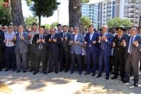 CENGIZ YıLDıZ - Antalya'da Şehitler Dualarla Anıldı