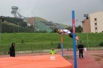 Ramil Guliyev - Atletizm 4. Uluslararası Sprint Ve Bayrak Yarışmaları Kupası Yoğun Yağmur Altında Devam Ediyor