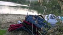 GÖZYAŞı - Aydın'da Gölete Giren Bir Kişi Boğuldu