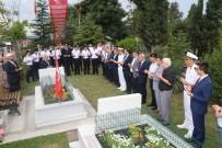 AK PARTİ İL BAŞKANI - Bartın'da Şehitlik Ziyareti