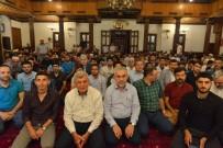SABAH NAMAZı - Başkan Karaosmanoğlu, Hafızlarla Sabah Namazında Bir Araya Geldi