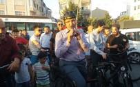 MAKAM ARACI - Başkan Murat Aydın, Makam Arabası Yerine Bisiklete Biniyor