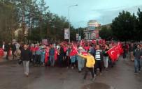 BAYBURT ÜNİVERSİTESİ REKTÖRÜ - Bayburt'ta 15 Temmuz Anma Programı