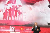 AHMET DAVUTOĞLU - Cumhurbaşkanı Erdoğan Açıklaması 'Son FETÖ'cü Hain De Hesap Verene Bu Mücadeleyi Kararlılıkla Devam Ettireceğiz'