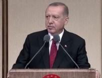 KAMU GÖREVLİSİ - Cumhurbaşkanı Erdoğan: Bu FETÖ'nün arkasından gelenler bitmez