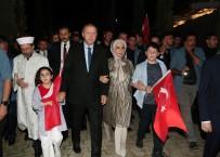 DİYANET İŞLERİ BAŞKANI - Cumhurbaşkanı Erdoğan'dan şehitlere dua