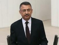 UZUN ÖMÜR - Cumhurbaşkanı Yardımcısı Oktay'dan 15 Temmuz mesajı