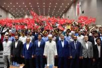 MEHMET AKİF ERSOY - Diyanet İşleri Başkanı Erbaş, 'Yazımda Kardeşlik Var' Yaz Kampını Ziyaret Etti