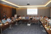 DEMOKRATİKLEŞME - Doğu Ve Güneydoğu Bölge Baro Başkanları Cizre'de Toplandı